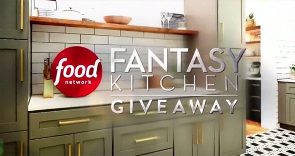 Food Network Fantasy Kitchen Giveaway: Win $250000 Cash