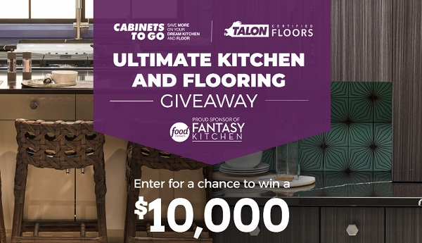 Foodnetwork.com Ultimate Kitchen and Flooring Giveaway