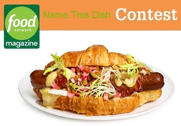 Food network name the dish sweepstakes sweepstakesbible food network is looking for inventive names of its recipe read the recipe and come up with a creative name for the dish and you could win big forumfinder Images