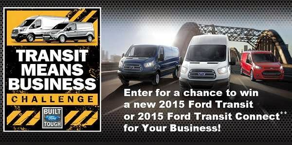 Transit Means Business Contest