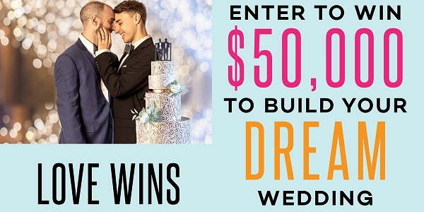 Foxwoods.com Love Wins Dream Wedding Giveaway