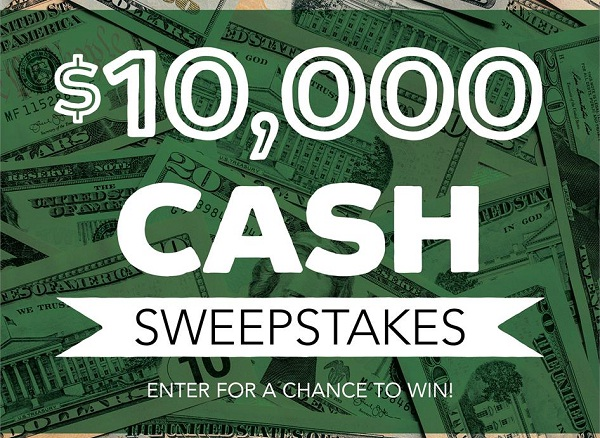 Fred's $10000 Cash Sweepstakes