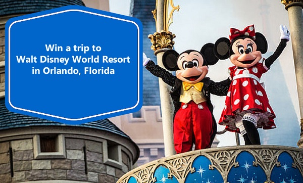 Fresh Express Walt Disney World Resort Sweepstakes!