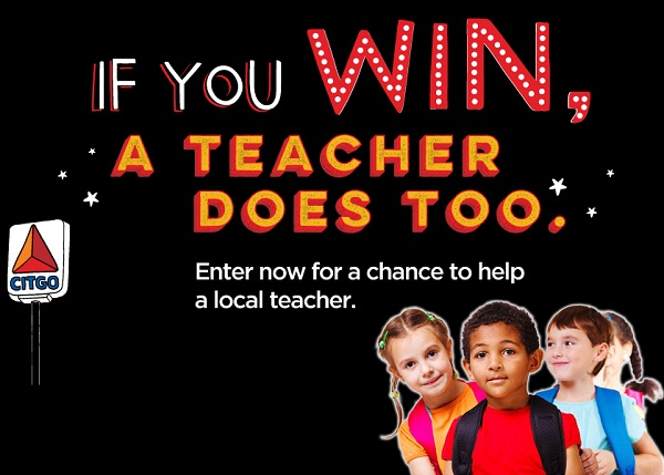 """Fueling Education You Win / Teachers Win"" Sweepstakes"