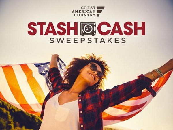 gactv sweepstakes great american country stash of cash sweepstakes 6774