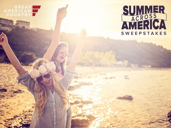 gactv sweepstakes great american country summer across america sweepstakes 4701