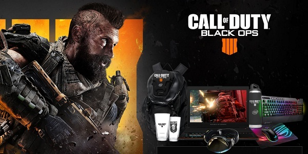 Intel Call of Duty Black Ops 4 Sweepstakes