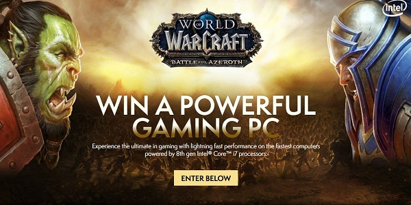 World of Warcraft: Battle for Azeroth Sweepstakes