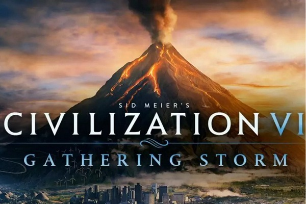 Intel.com Civilization VI Gathering Storm Sweepstakes
