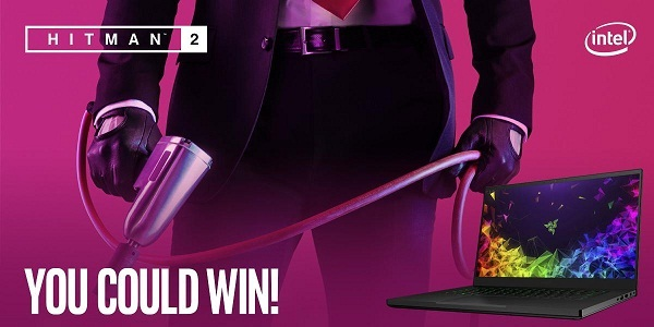 Intel.com WB Hitman 2 Launch Sweepstakes