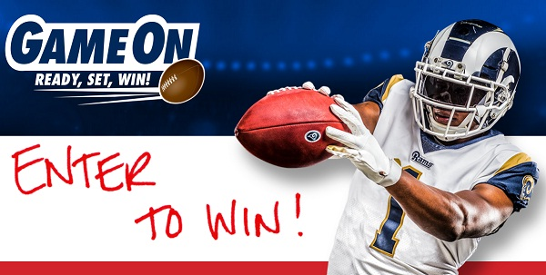 Albertsons Game On! Ready, Set, Win! Sweepstakes