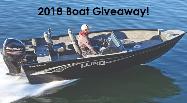 Ganderoutdoors.com Boat Giveaway: Win Fishing Boat Prize Pack!