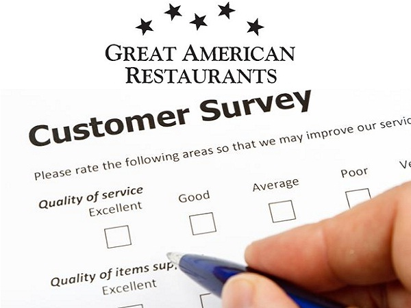 great american restaurants guest satisfaction survey sweepstakesbible
