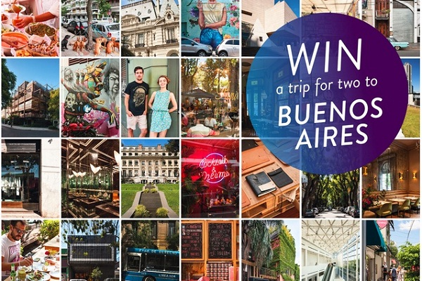 General Assembly Argentina Sweepstakes: Win trip to Buenos Aires
