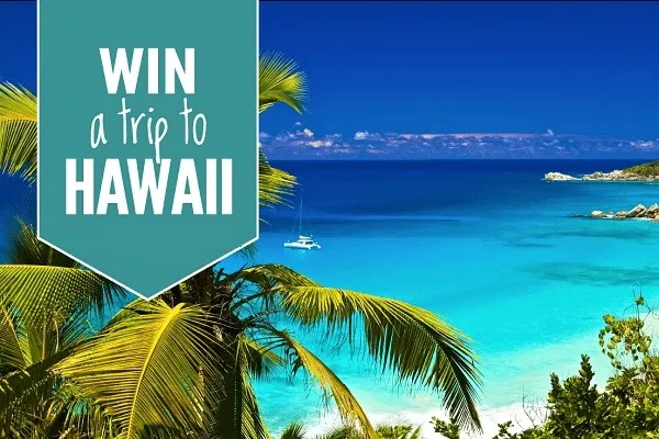 Go Places Hawaii 2020 Sweepstakes