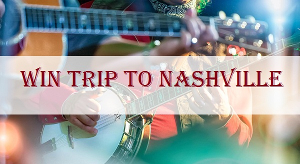 Go Places Nashville Sweepstakes: Win Trip