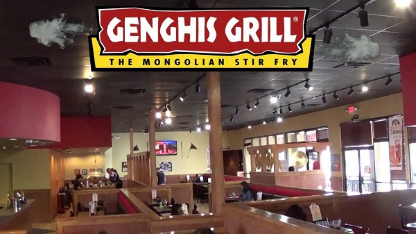 genghis grill guest satisfaction survey