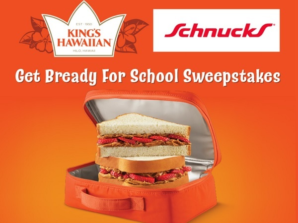 Get Bready For School Sweepstakes