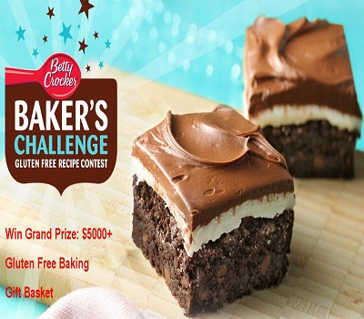 Baker's Challenge Gluten Freely Recipe Contest