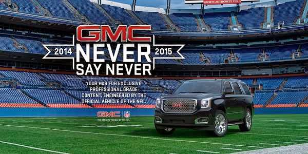 gmc national sweepstakes 2014 gmc never say never sweepstakes sweepstakesbible 8575
