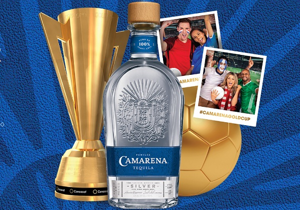 Gold Cup Tequila Camarena Most Spirited Fan Contest