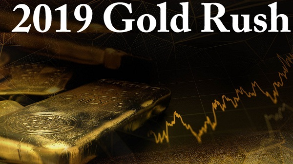 Stansberry Research Gold Rush Sweepstakes 2019