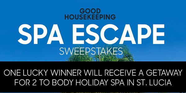 good housekeeping sweepstakes win a 4 day 3 trip to st lucia 12740