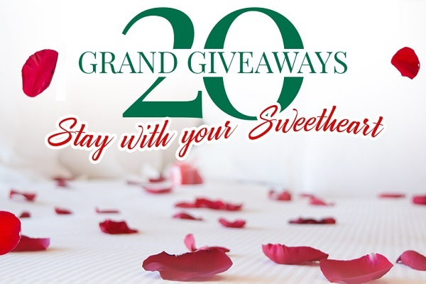 GrandStay Hotels 20th Anniversary Sweepstakes