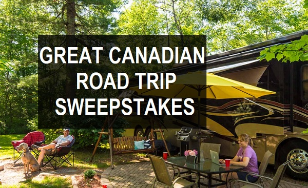 Great Canadian Road Trip Sweepstakes