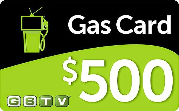GSTV Gas Survey Sweepstakes on GSTV.com/survey