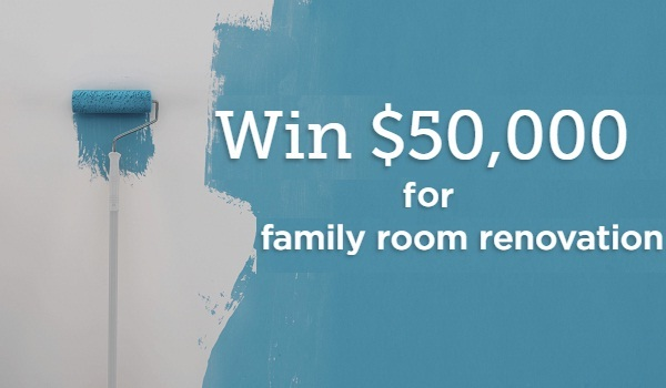 HallmarkChannel.com Renovation Fever Sweepstakes