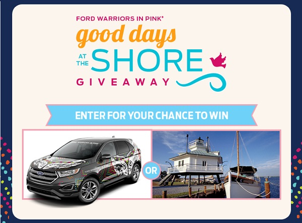 "Hallmarkchannel.com ""Good Days at the Shore"" Giveaway"