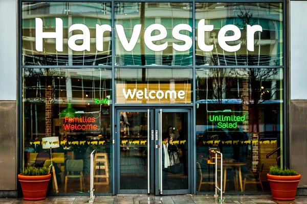Harvester Survey Sweepstakes: Win Voucher