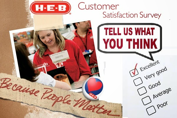 H-E-B Survey Sweepstakes: Win Gift Cards