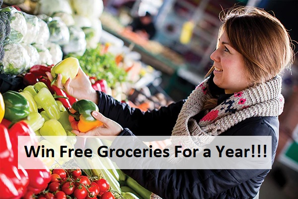 HEB Free Groceries Sweepstakes
