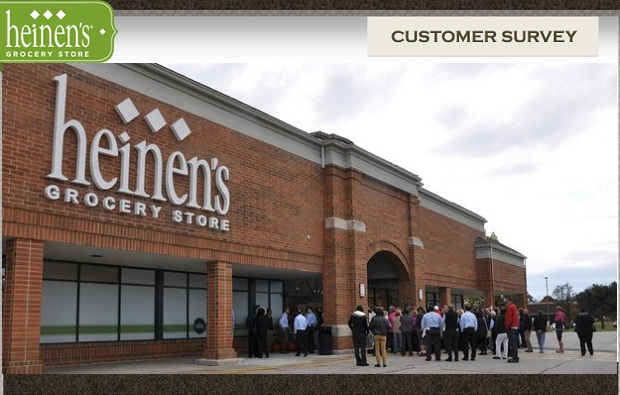 Heinen's Customer Satisfaction Survey