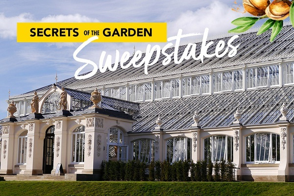 P&G Secrets of the Garden Sweepstakes: Win Trip | SweepstakesBible