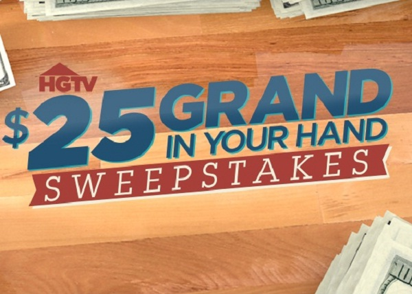 hgtv 50000 sweepstakes phillips66 gas visit customer satisfaction survey sweeps 8818
