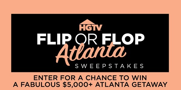HGTV.com Atlanta Weekend Getaway Sweepstakes