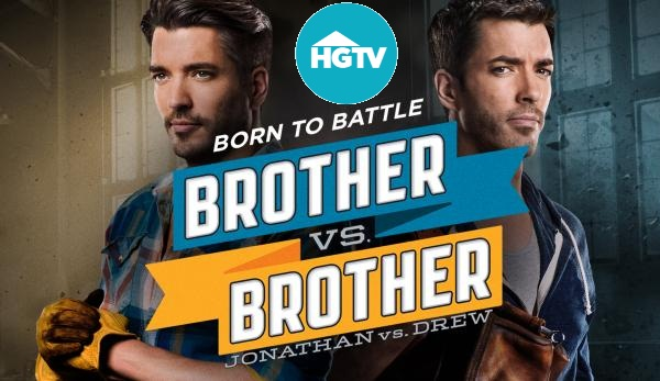 HGTV.com Brother vs. Brother Sweepstakes