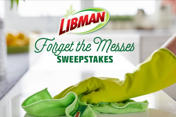 Hgtv.com Forget the Messes Sweepstakes