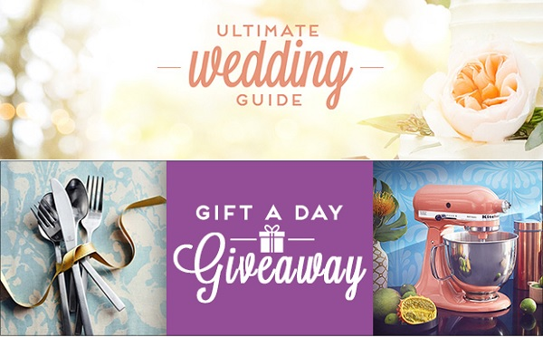 HGTV.com Gift a Day Giveaway (Daily Prizes!)