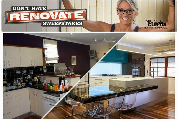Dont hate renovate sweepstakes winners