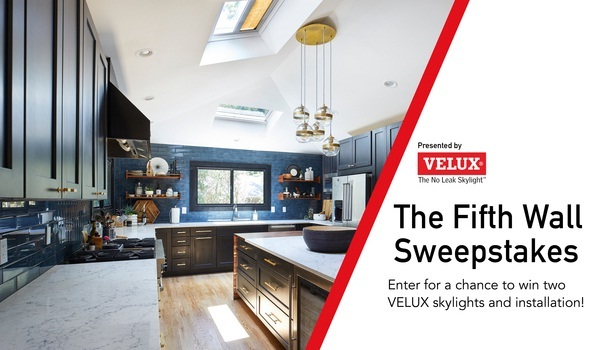 Hgtvmagonline.com Fifth Wall Sweepstakes