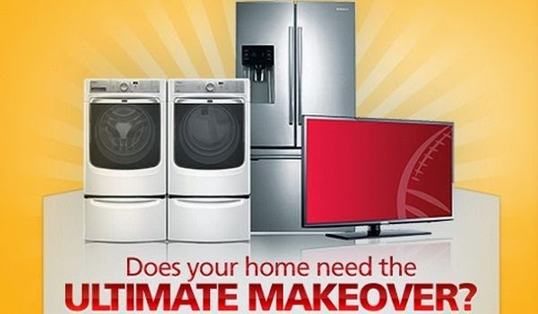 HH Gregg Ultimate Upgrade Sweepstakes 2014
