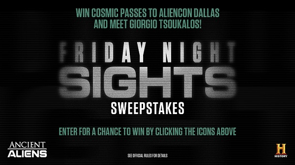History.com Friday Night Sights Sweepstakes