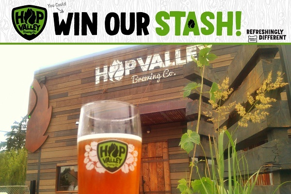 Hopvalleybrewing.com Cryo Sweepstakes