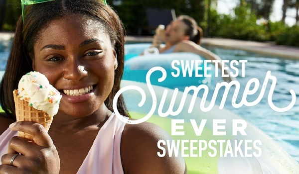 Hudsonville Ice Cream Summer Sweepstakes 2020
