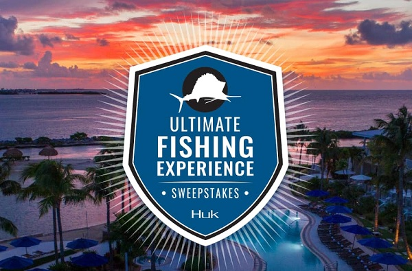 Huk Gear Fishing Trip Sweepstakes 2020