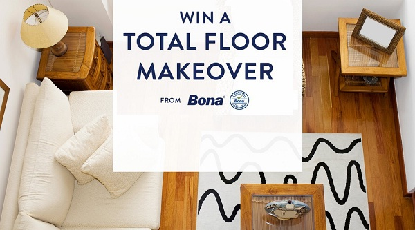 Hunker Flooring Sweepstakes 2019